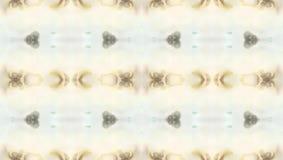 Seamless three-dimensional kaleidoscope pattern - pastel colours. Seamless three-dimensional kaleidoscope pattern - soft pastel colours vector illustration