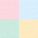 Seamless tile Royalty Free Stock Photos