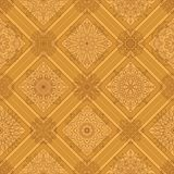 Seamless tile abstract pattern Royalty Free Stock Image