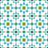 Seamless tile design Royalty Free Stock Photos