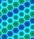 Seamless tile pattern. Green tiles. Seamless  pattern Royalty Free Stock Photos