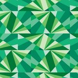 Seamless tile pattern. Seamless pattern with green tiles Royalty Free Stock Image
