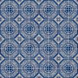 Seamless tile pattern Royalty Free Stock Image