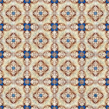 Seamless tile pattern Royalty Free Stock Photography