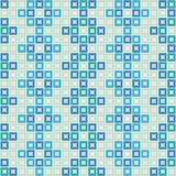 Seamless tile pattern. Motley 3d tiles. Seamless vector pattern Stock Photography