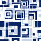 Seamless tile pattern Stock Images
