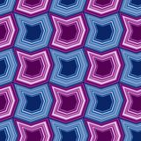 Seamless tile pattern. Violet dark tiles. Seamless  pattern Royalty Free Stock Photos