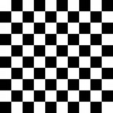 Seamless tile, tile chessboard pattern Royalty Free Stock Images