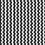 Seamless/Tileable black and white zipper pattern. Horizontally and vertically seamless stock illustration