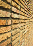 Seamless tileable brick wall texture Stock Photography