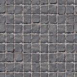 Seamless Tileable för stenblock textur. Arkivfoto