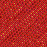 Seamless Tileable Fruit Strawberry Texture - Pattern Royalty Free Stock Image