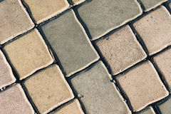 Seamless tileable texture , pavement brick , paving  stones on a Stock Images