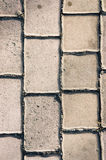 Seamless tileable texture , pavement brick , paving  stones on a Royalty Free Stock Image
