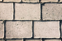 Seamless tileable texture , pavement brick , paving  stones on a Royalty Free Stock Photo