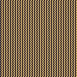 Seamless/Tileable yellow and dark blue zipper pattern. Horizontally and vertically seamless royalty free illustration