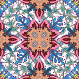 Seamless tiled pattern Royal luxury classical damask vector design Stock Photo