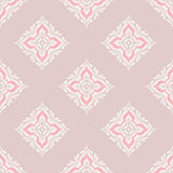 Seamless tiled vector design Royalty Free Stock Photography