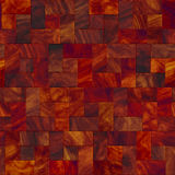 Seamless Tiles Background. Seamless Red Tiles Background close up Royalty Free Stock Image
