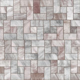 Seamless Tiles Background Stock Photography