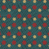 Seamless tiling pattern Royalty Free Stock Image