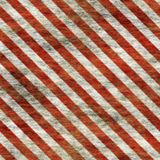 Seamless tiling red and white warning stripes Stock Photo