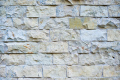 Seamless tiling stone wall. Royalty Free Stock Photography