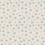 Seamless tiny cute flower pattern Royalty Free Stock Photography