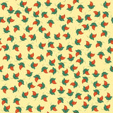 Seamless tiny floral pattern background Royalty Free Stock Photos