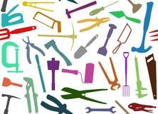 Seamless Tools Stock Image