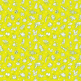 Seamless toy pattern Stock Photos