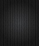Seamless trace av däck. Vektorillustration Royaltyfria Bilder