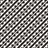 Seamless tracery pattern. Repeated lattice. Symmetric geometric abstract wallpaper. Trellis ethnic motif. Vector Stock Images