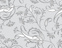 Seamless traditional designer wallpaper Royalty Free Stock Photography