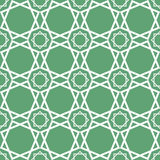 Seamless traditional islamic ornament Royalty Free Stock Photo