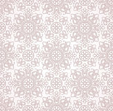 Seamless traditional vector paisley wallpaper Royalty Free Stock Photography