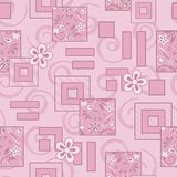 Seamless traditional vector wallpaper. Seamless floral pattern for design, vector Illustration vector illustration