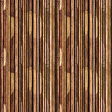 Seamless Traditional Wooden Bamboo Reed Texture Pattern Tile Clo Royalty Free Stock Photos