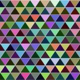 seamless triangel för modell Det kan vara nödvändigt för kapacitet av designarbete Arkivfoton