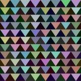 seamless triangel för modell Det kan vara nödvändigt för kapacitet av designarbete abstrakt geometriskt Fotografering för Bildbyråer