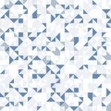 seamless trianglar för modell Mönstra för din textil- och tryckdesign stock illustrationer