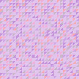 Seamless triangle abstract pattern Royalty Free Stock Photo