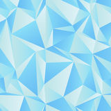 Seamless triangle background Royalty Free Stock Photos