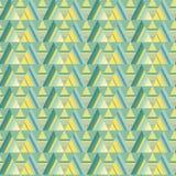 Seamless triangle background Stock Photos