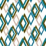 Seamless triangle bright pattern background geometric abstract Royalty Free Stock Photo