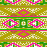 Seamless triangle bright pattern background geometric abstract Stock Photos
