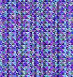 Seamless triangle pattern Royalty Free Stock Photos