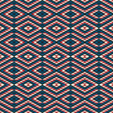 Seamless triangle pattern Stock Photo