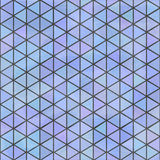 Seamless triangle pattern. This is file of EPS10 format Royalty Free Stock Images