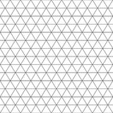 Seamless triangle pattern. Geometric texture. Vector background. Seamless triangle pattern. Geometric texture. Vector background Stock Photography